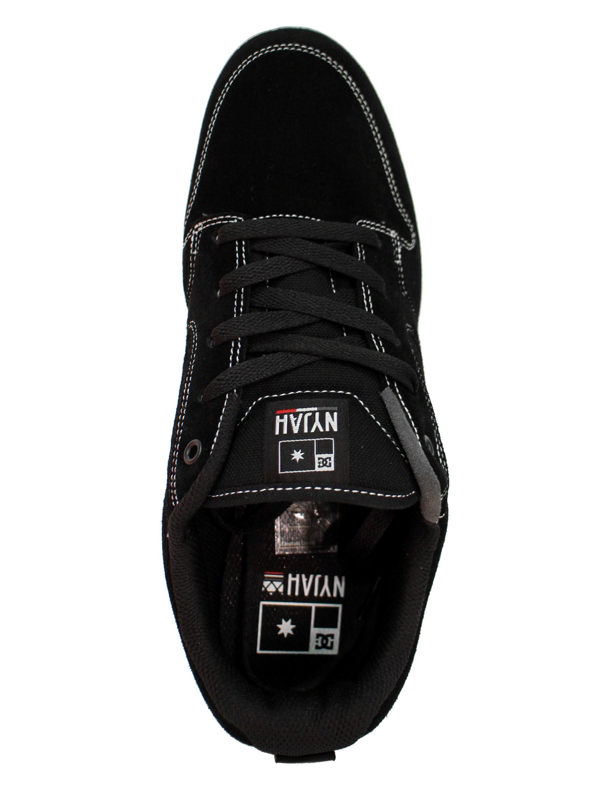 Buty Dc Nyjah S (Black/White)