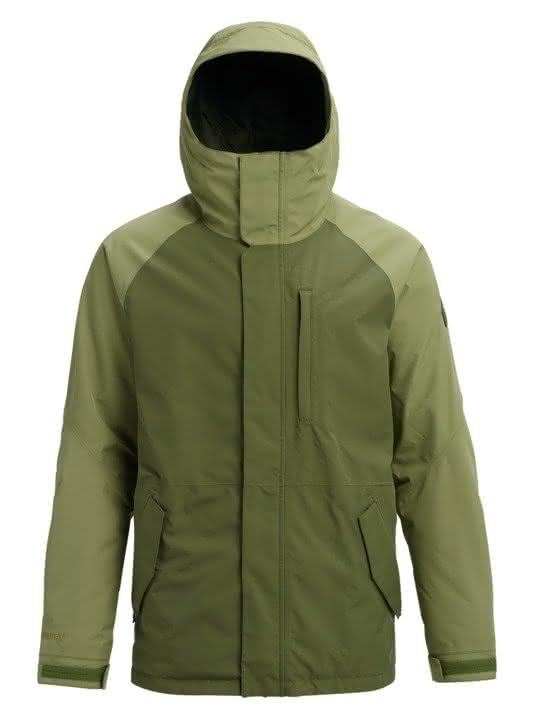 Kurtka Burton Gore-tex Radial Jacket (Clover / Mosstone) W19