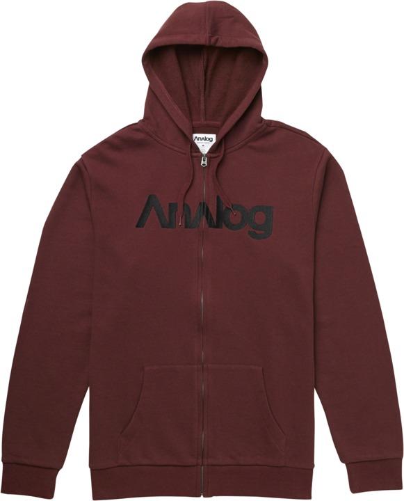 Bluza Analog Analogo Hdd (Burgundy)