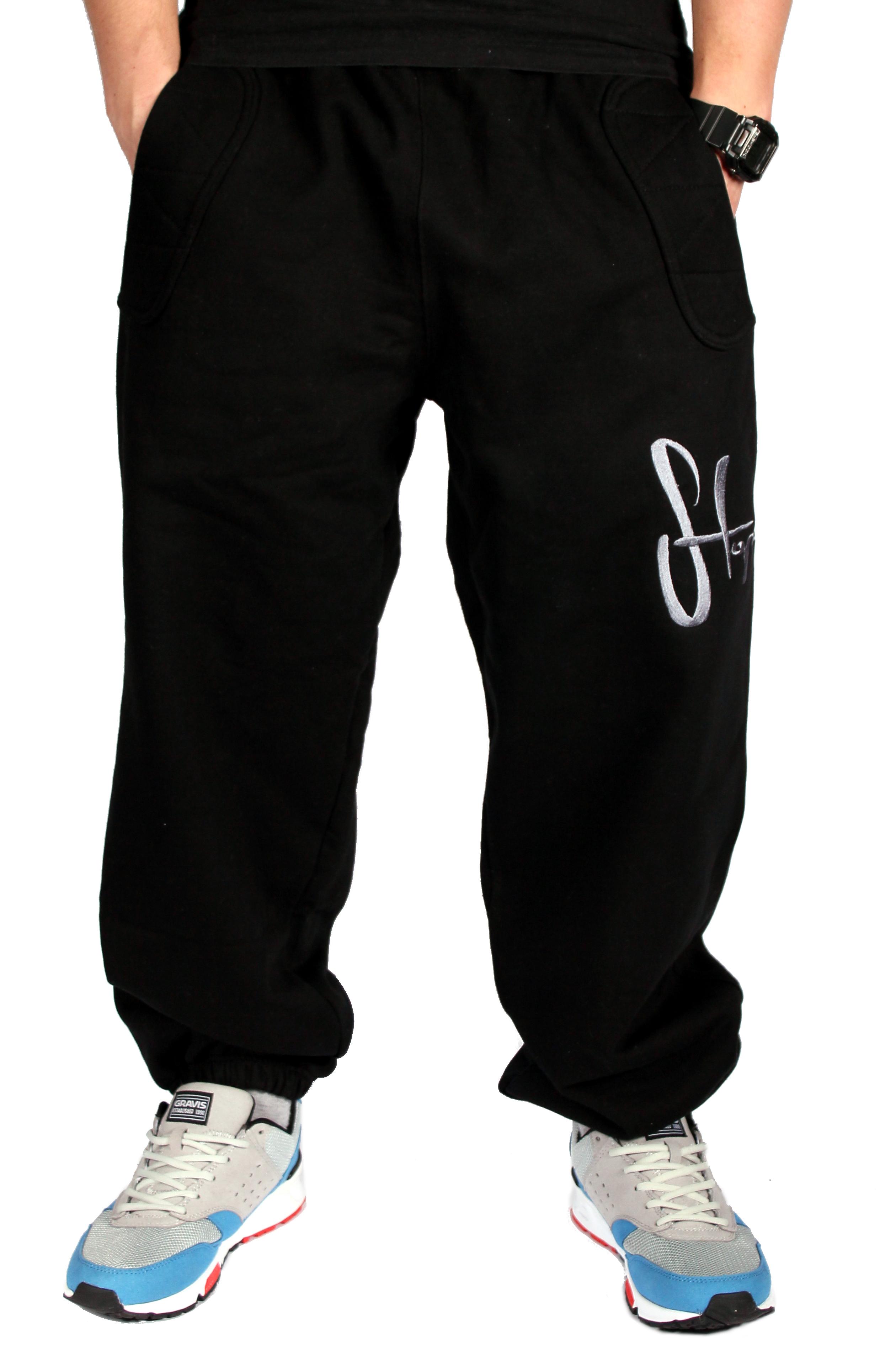 Spodnie Dresowe Stoprocent Dm Tag (Black)