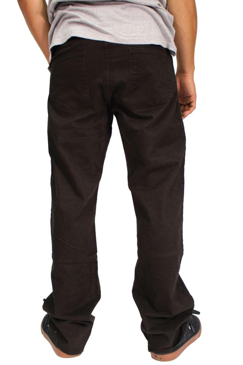 Spodnie Dc Mike Mo Chino (Black)