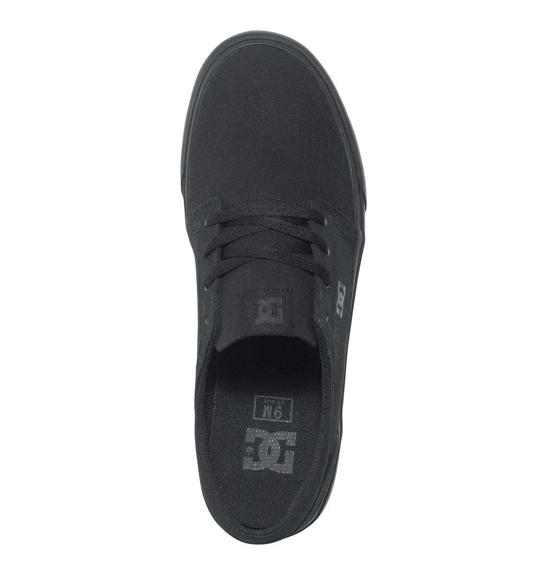 Buty Dc Trase Tx (Black Black Black) Ss17