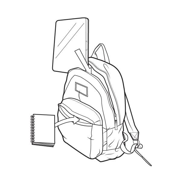 Plecak Burton Kettle Pack (Grey Wool Leather)