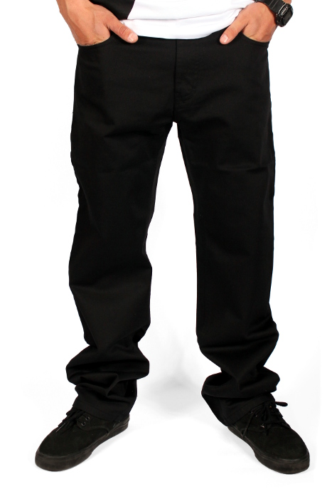 Spodnie Nike Lincoln Stretch 5-pkt Black