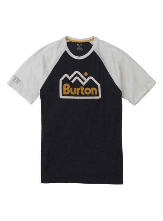 Koszulka Burton Mountain Jack Active (True Black) Ss18