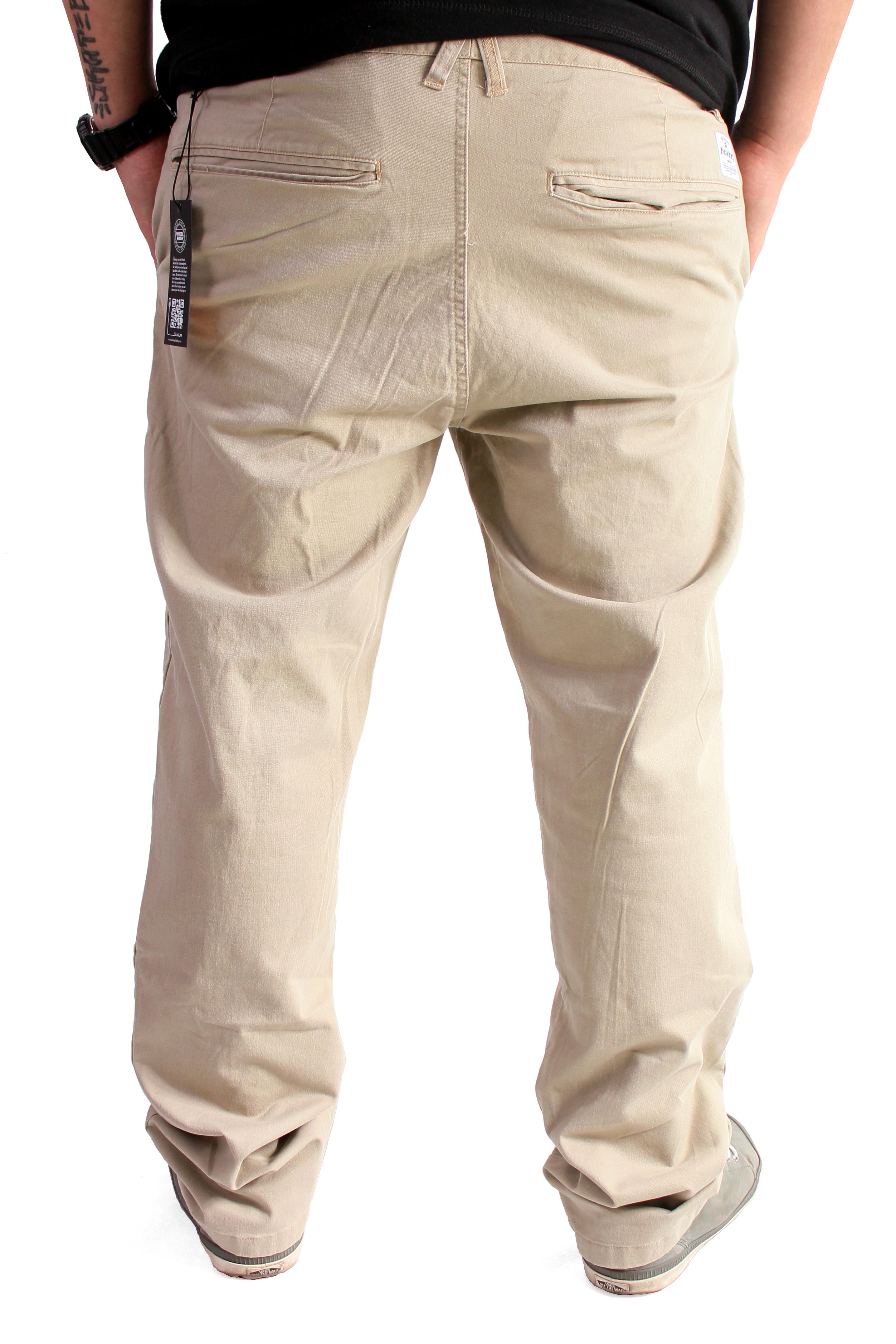 Spodnie Analog Chino (Khaki)