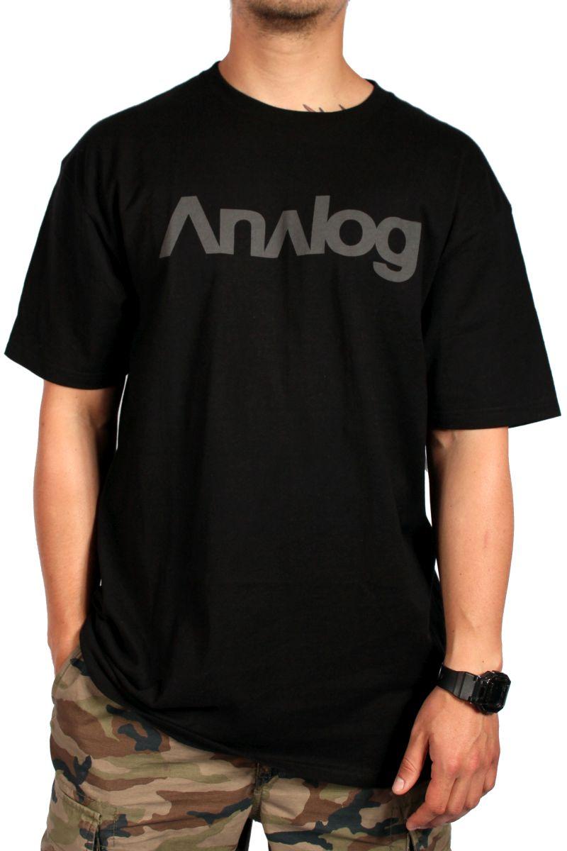 Koszulka Analog Analogo (Black)