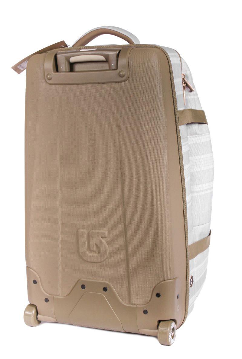 Walizka Burton Wheelie Double Deck (Texture Stripe)