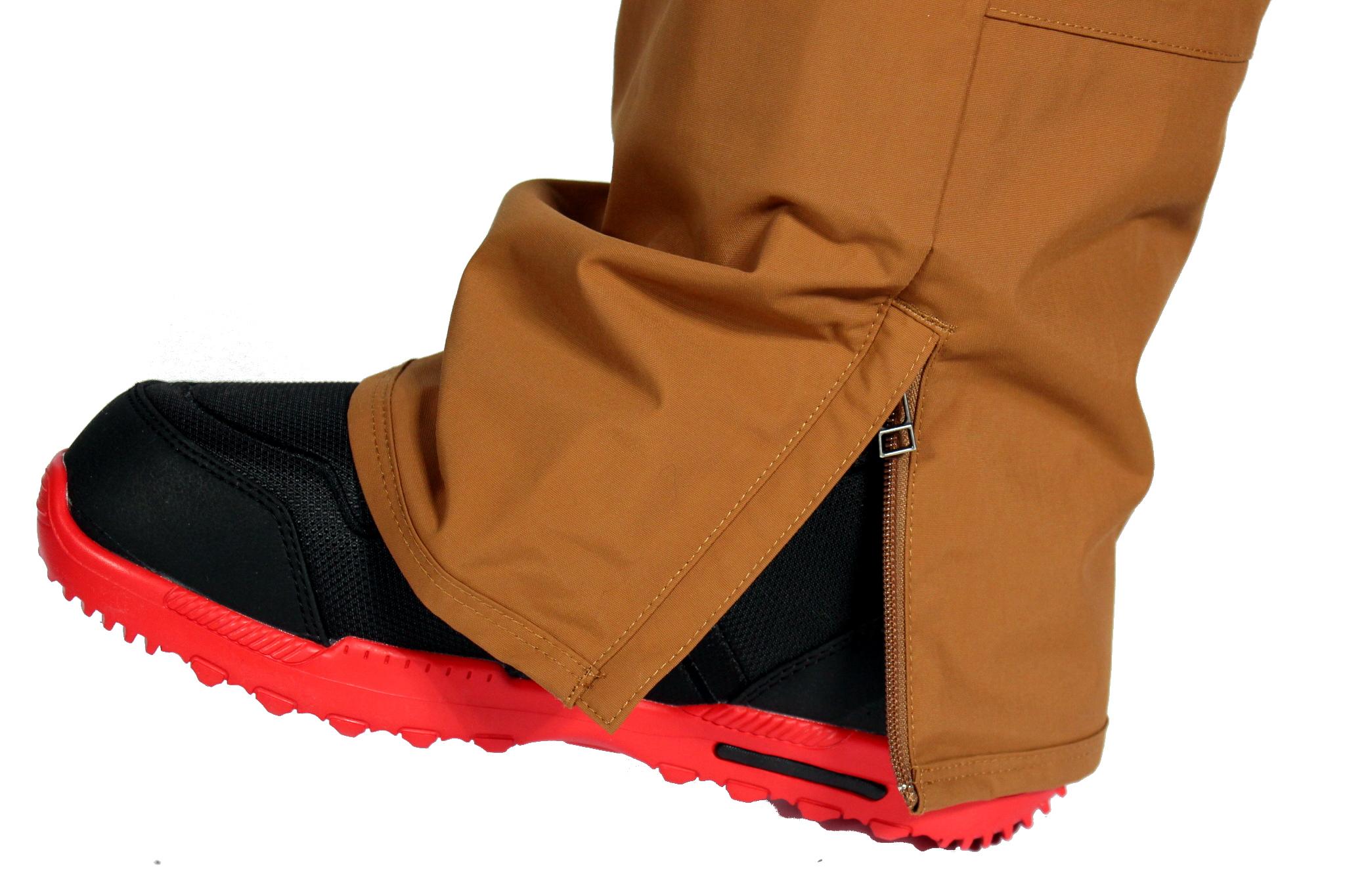 Spodnie Snowboardowe Analog Anthem (Leather Brown)