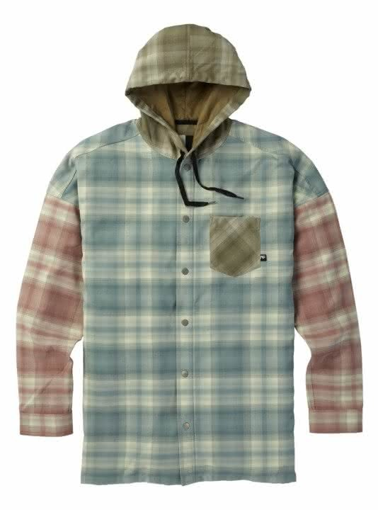 Bluza Analog Truitt Flannel (Lahore Patchwork) W19