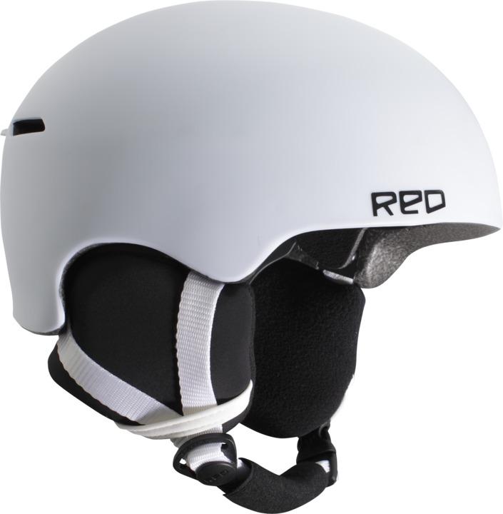 Kask Snowboardowy Red Avid Grom (White)