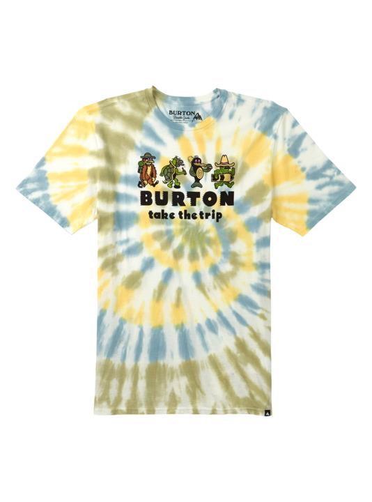 Koszulka Burton Kodiak (Spiral Dye) W18