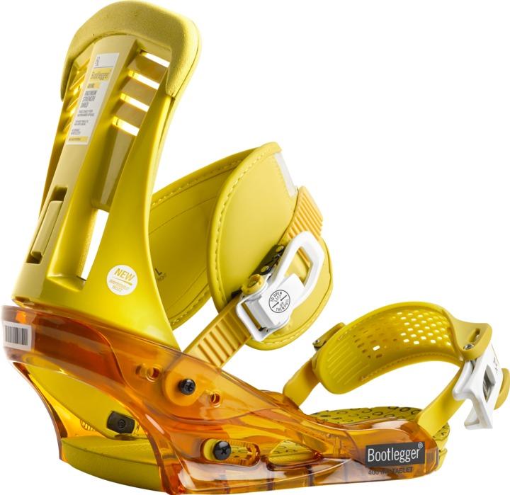 Wiązania Snowboardowe Burton Bootlegger Restricted (Your In)