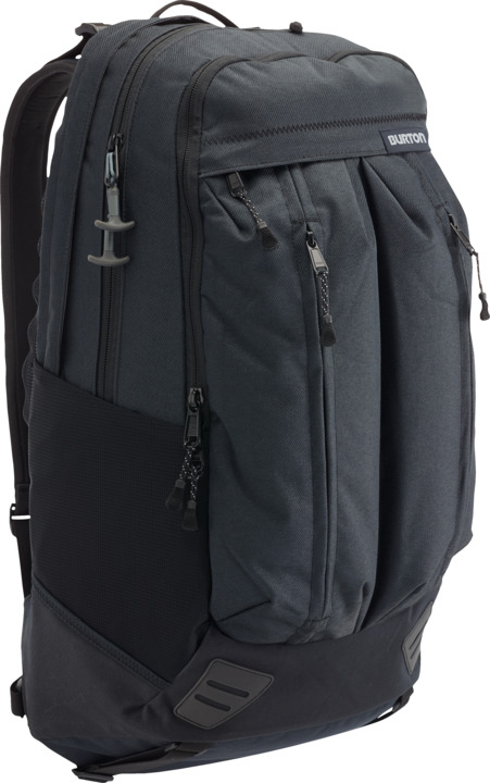 Plecak Burton Bravo (True Black Heather Twill) Ss17