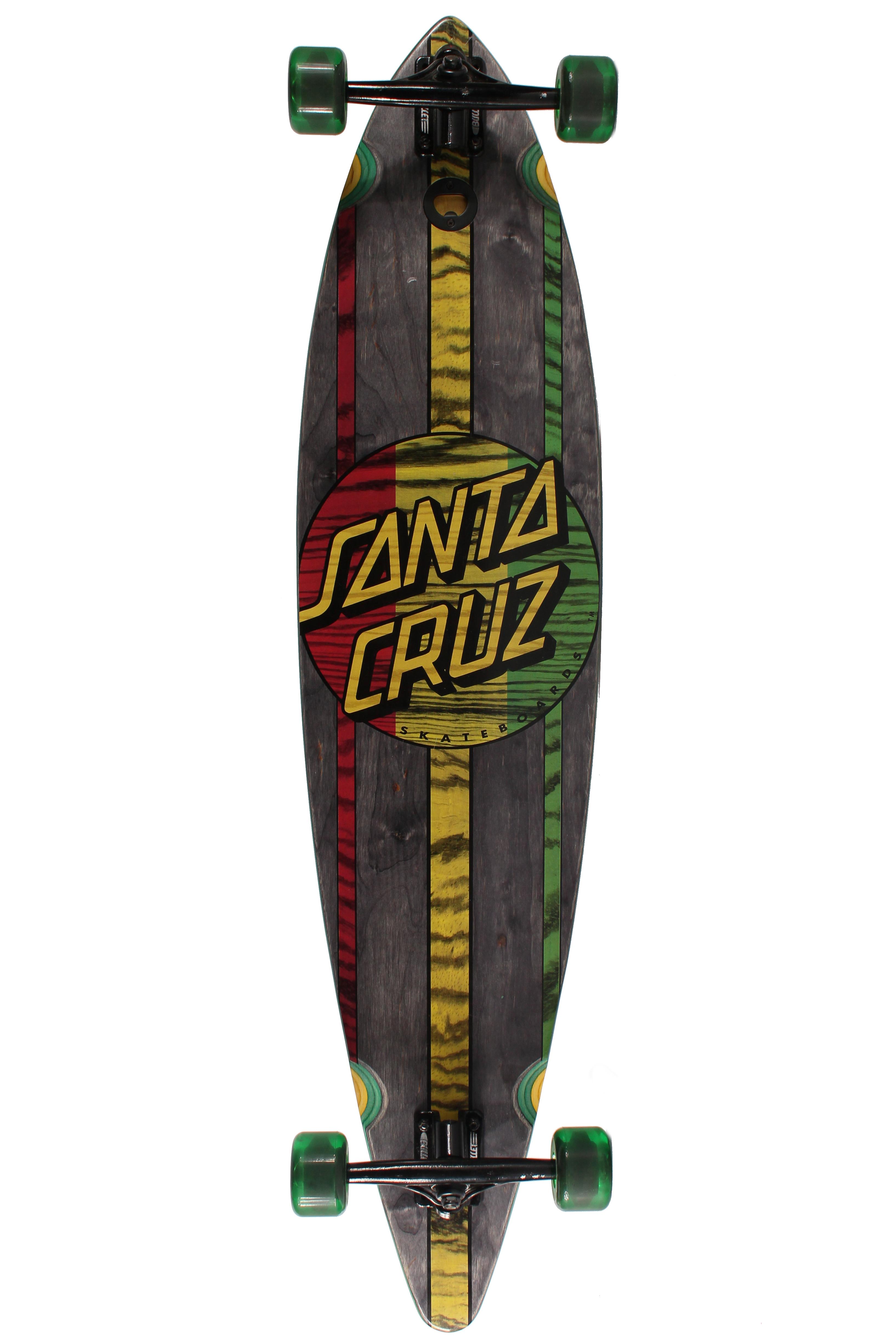 Longboard Santa Cruz Mahaka Rasta 43,5