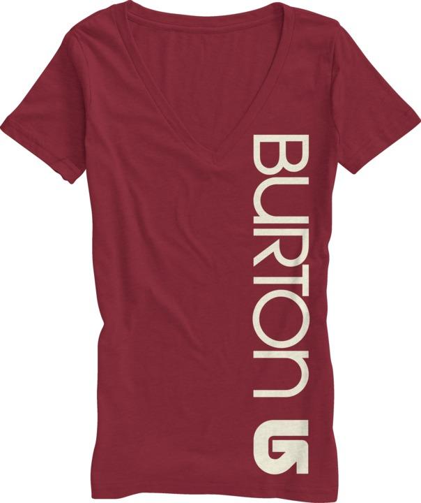 Koszulka Damska Burton Antidote Vneck (Chilli Pepper)