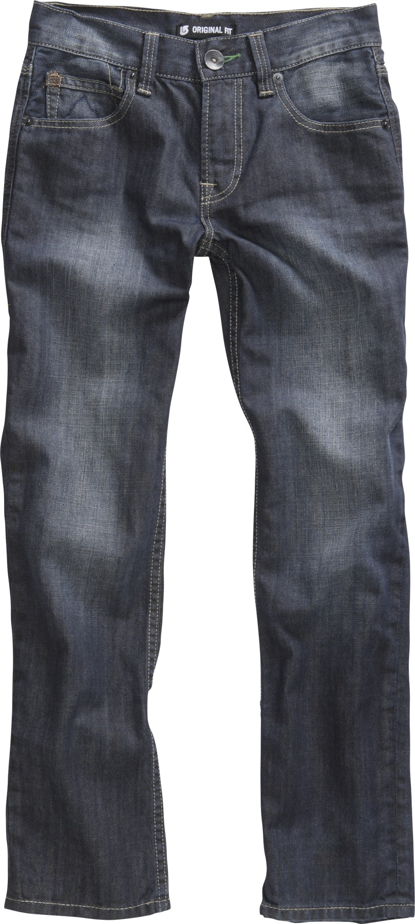 Dziecięce Spodnie Burton Boys Original Fit (Washed Indigo)