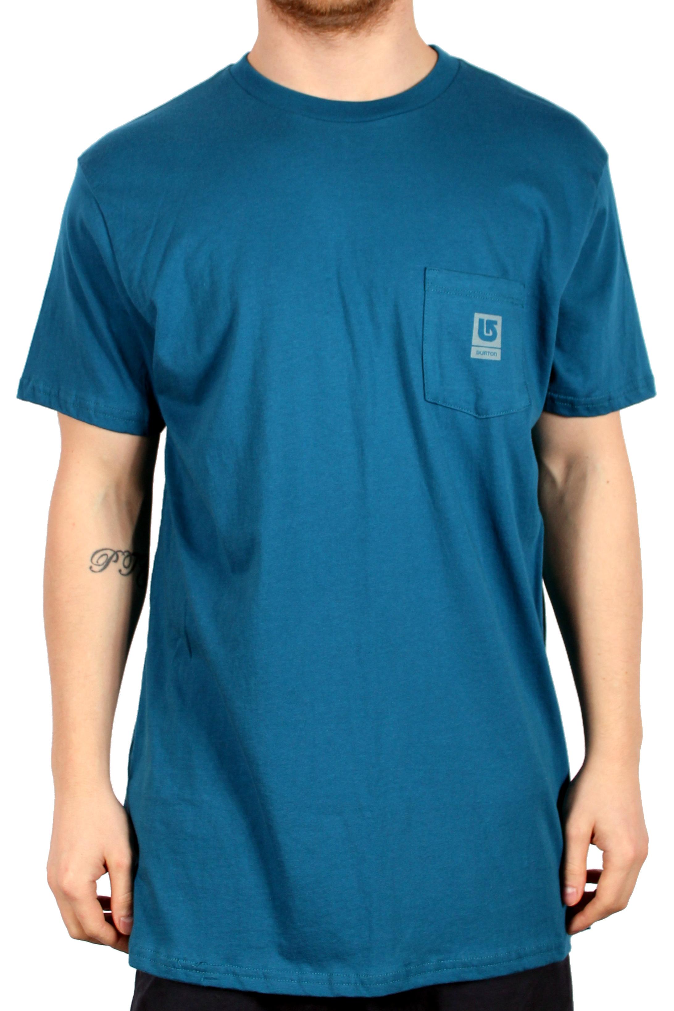 Koszulka Burton Rockword Slim (Cerulean)