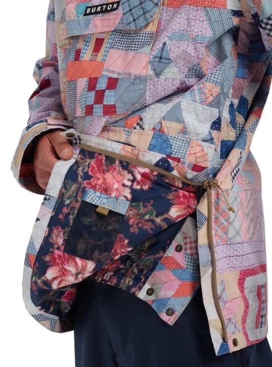 Kurtka Burton Paddox (Nebraska Quilt) W19
