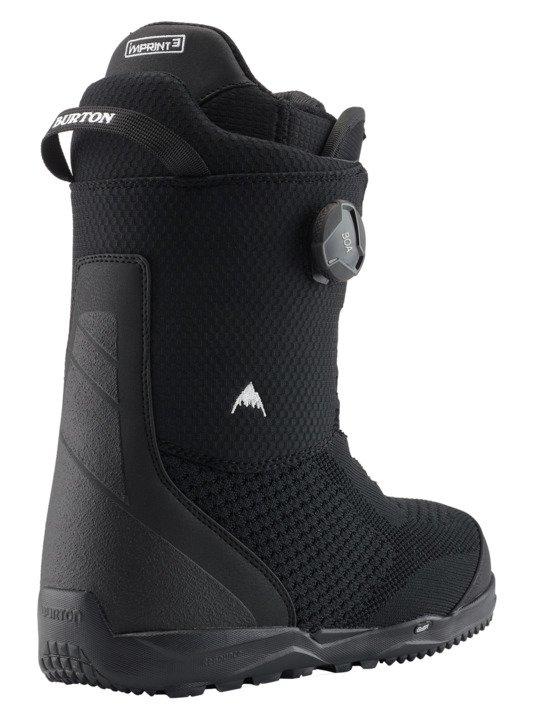 Buty Snowboardowe Swath Boa (Black) W19