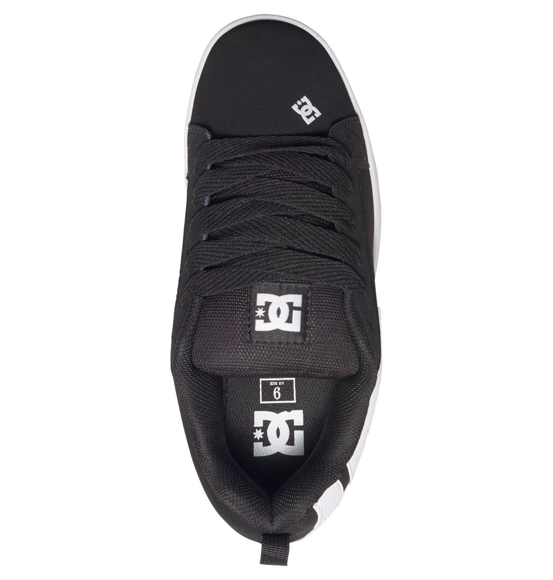 Buty Dc Court Graffik (Black ) Ss17
