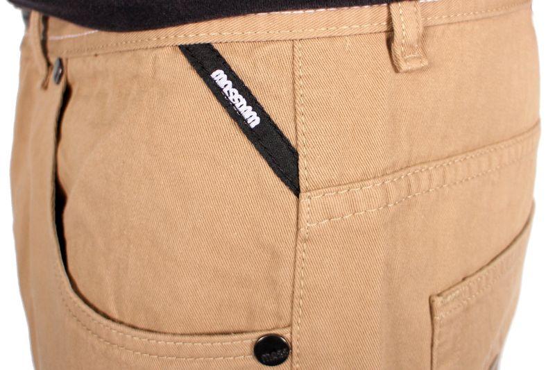 Spodnie Mass Denim Jeans Wood (Beige)