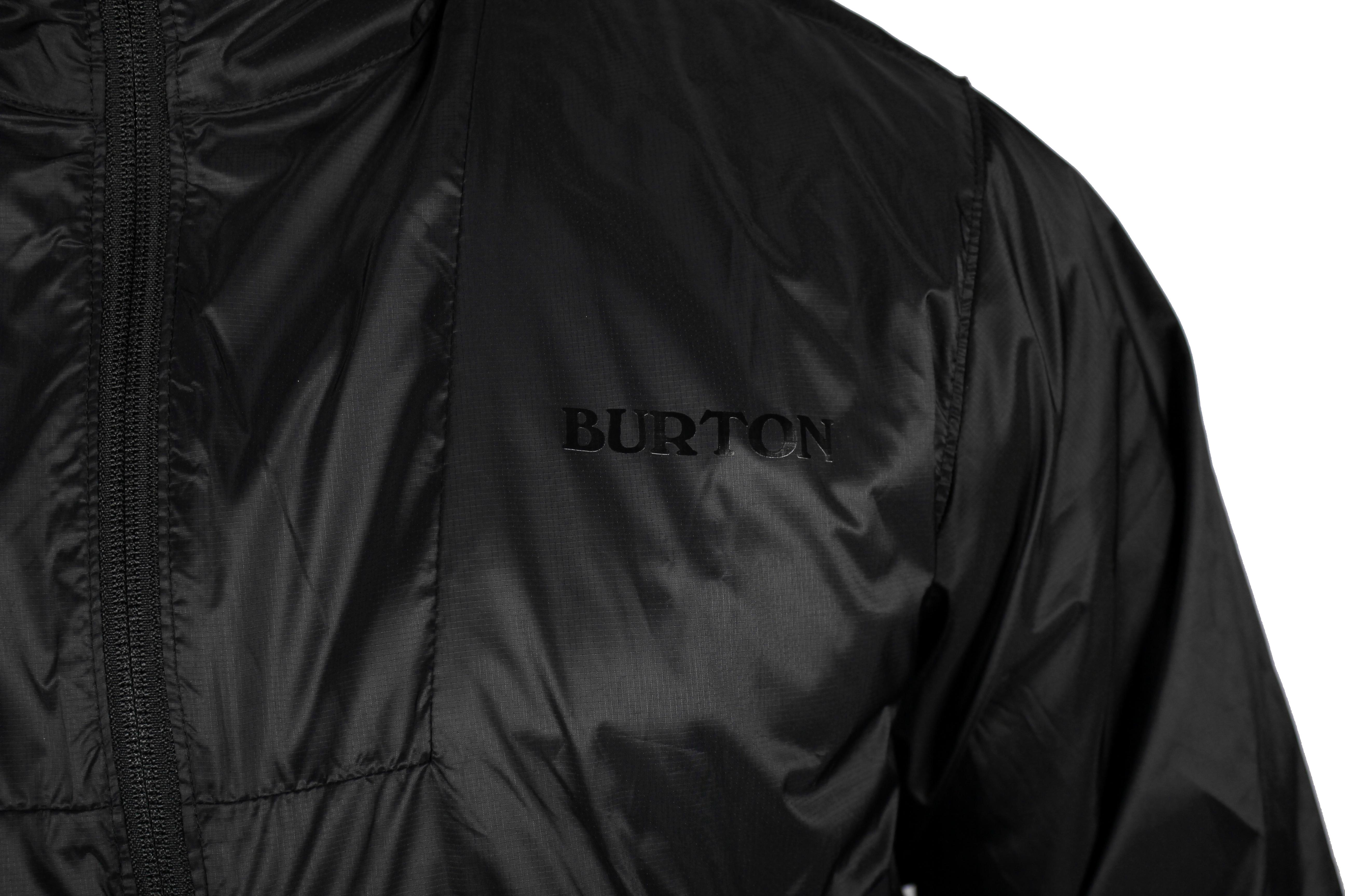Kurtka Burton Abrams Windreaker (True Black)