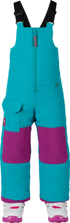 Dziecięce Spodnie Snowboardowe Burton Boys Minishred Maven Bib (Everglade) W18