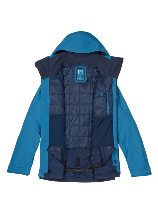 Kurtka Burton [ak] 2l Swash (Mountaineer / Faded / Mood Indigo) W18