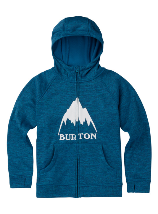 Bluza Burton Boys Oak Fz (Mountaineer Heather) W18