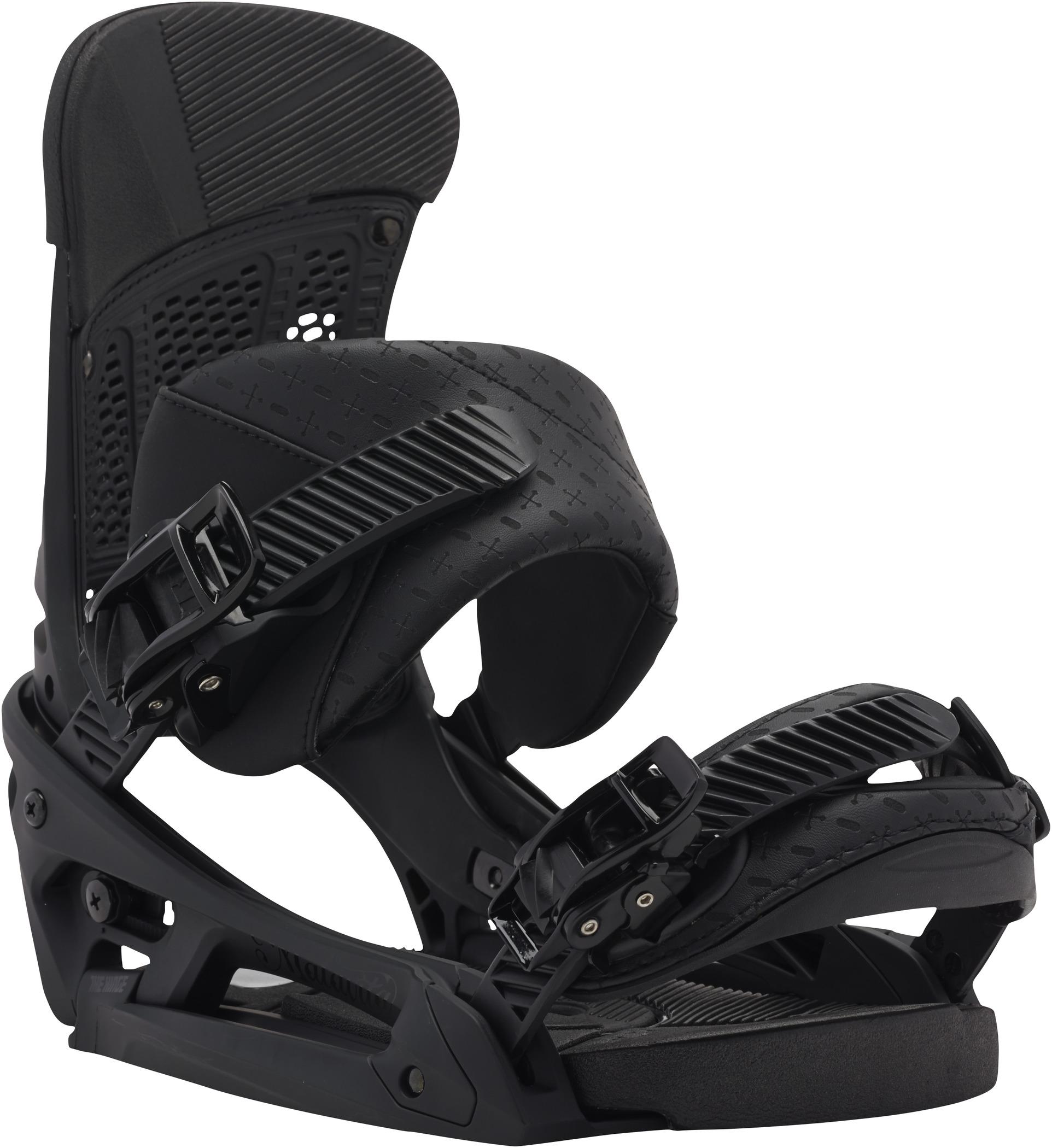 Wiązania Snowboardowe Burton Malavita Est (Black)