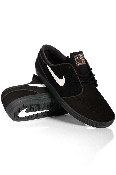 Buty Nike Sb Stefan Janoski Lunar (Black/White-anthracite)