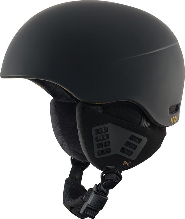 Kask Snowboardowy Anon Helo 2.0 (Skully Black) W18