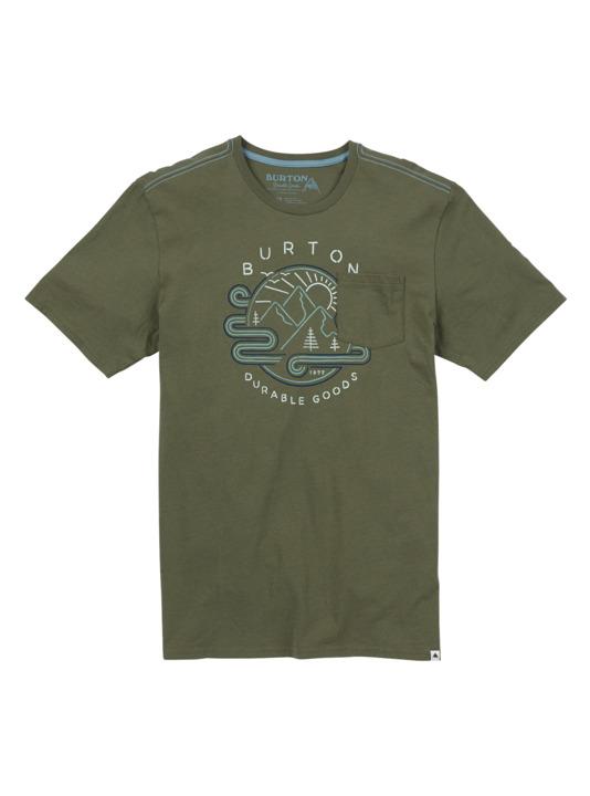 Koszulka Burton Grange (Dusty Olive) W18