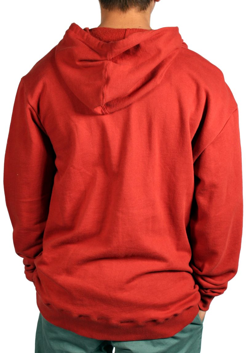 Bluza Analog Agent Hoodie (Red Ochre)
