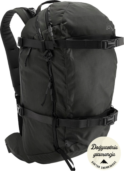 Plecak Burton Ak 31l Pack (True Black/Heather)