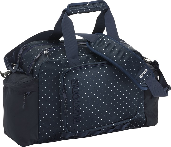 Torba Burton Access Messenger (Eclipse Polka Dot Satin)