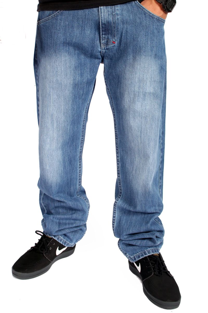 Spodnie Mass Denim Jeans Ambition (Dark Blue)