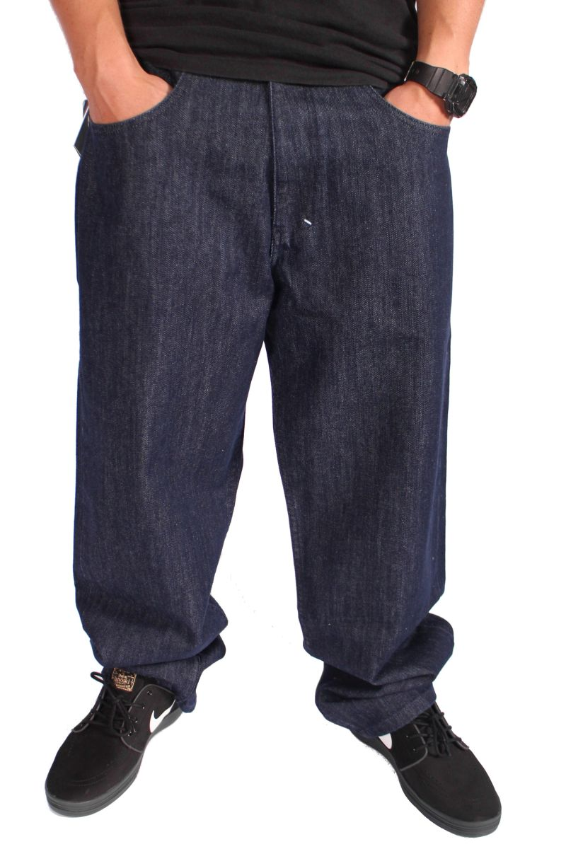 Spodnie Mass Denim Jeans Wood (Rinse)