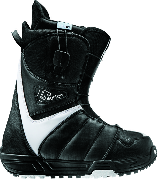 Buty Snowboardowe Burton Mint (Black/ Light Grey)