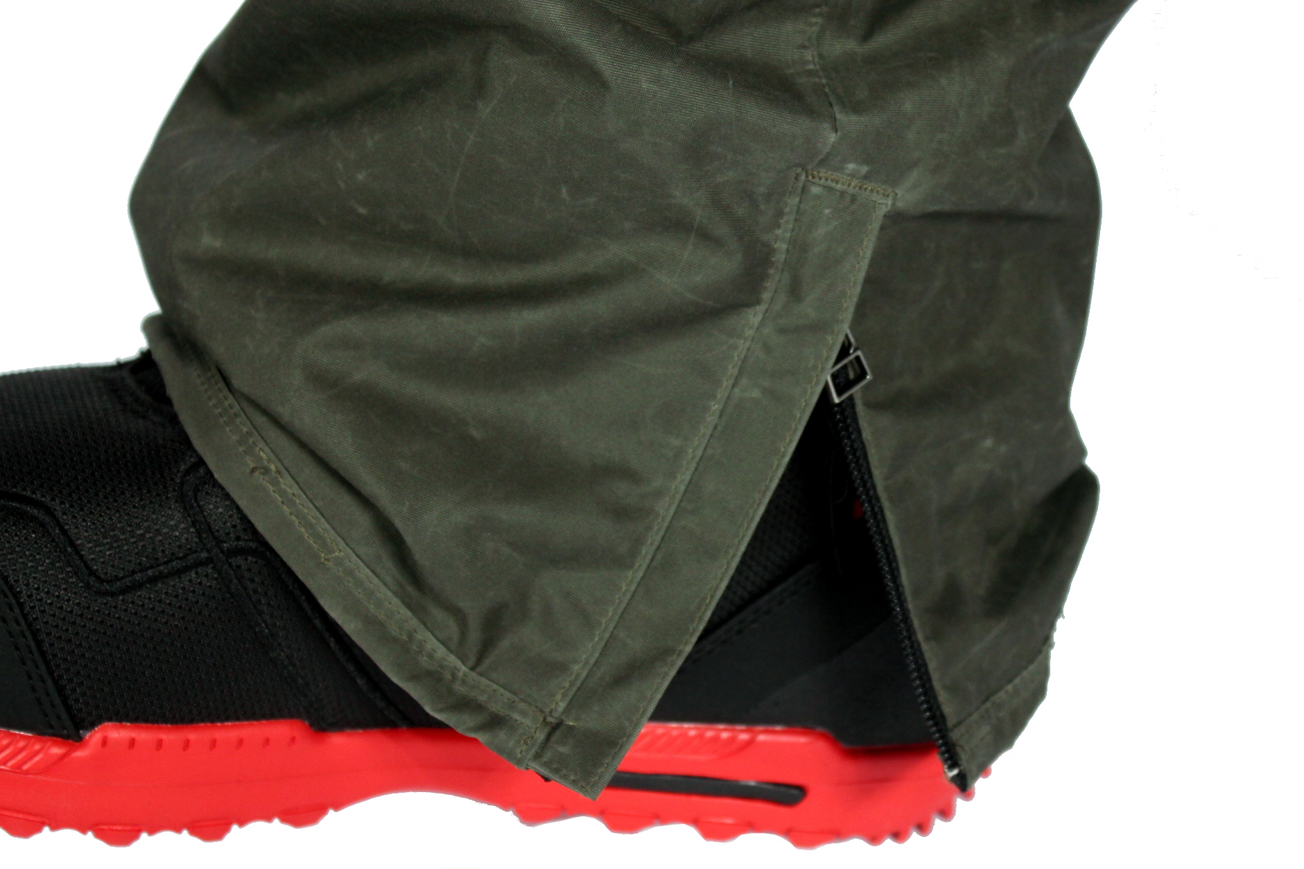 Spodnie Snowboardowe Analog Abandon (Moss Green)
