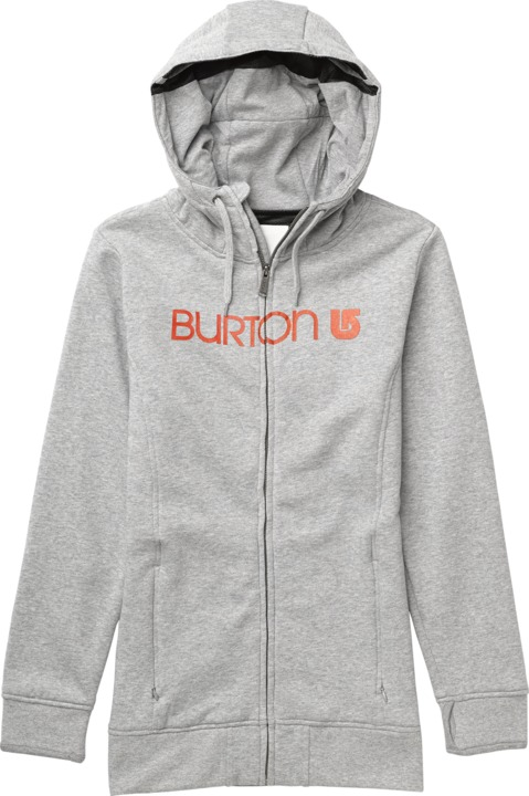 Bluza Burton Wmn Sleeper (Heather Pewter)