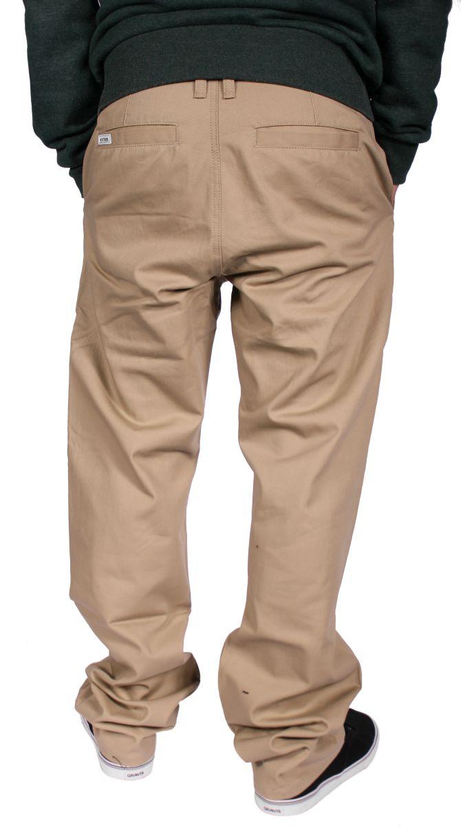 Spodnie Etnies Classic Chino (Khaki)