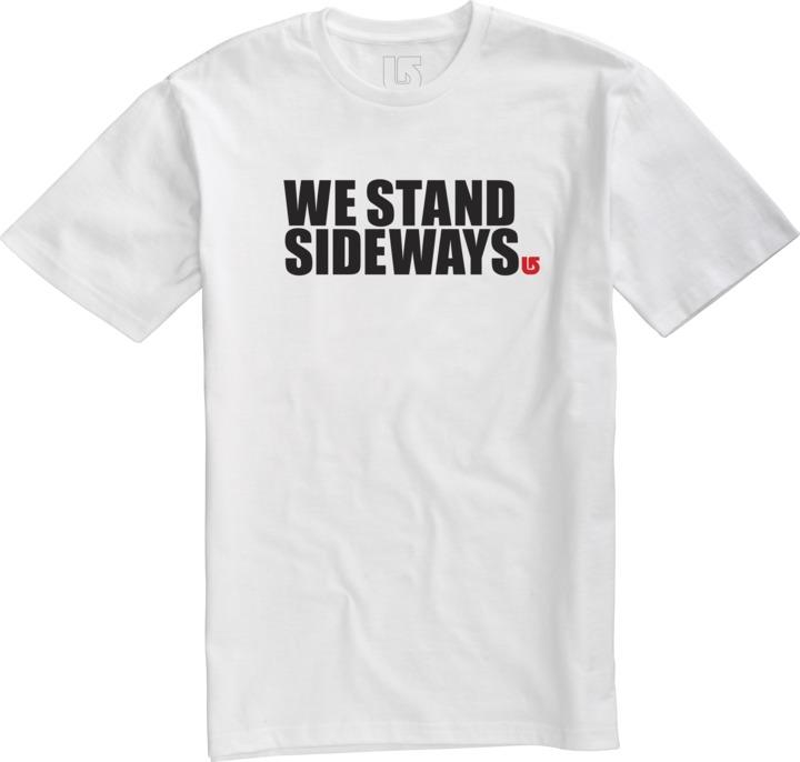Koszulka Burton Sideways (Stout White)