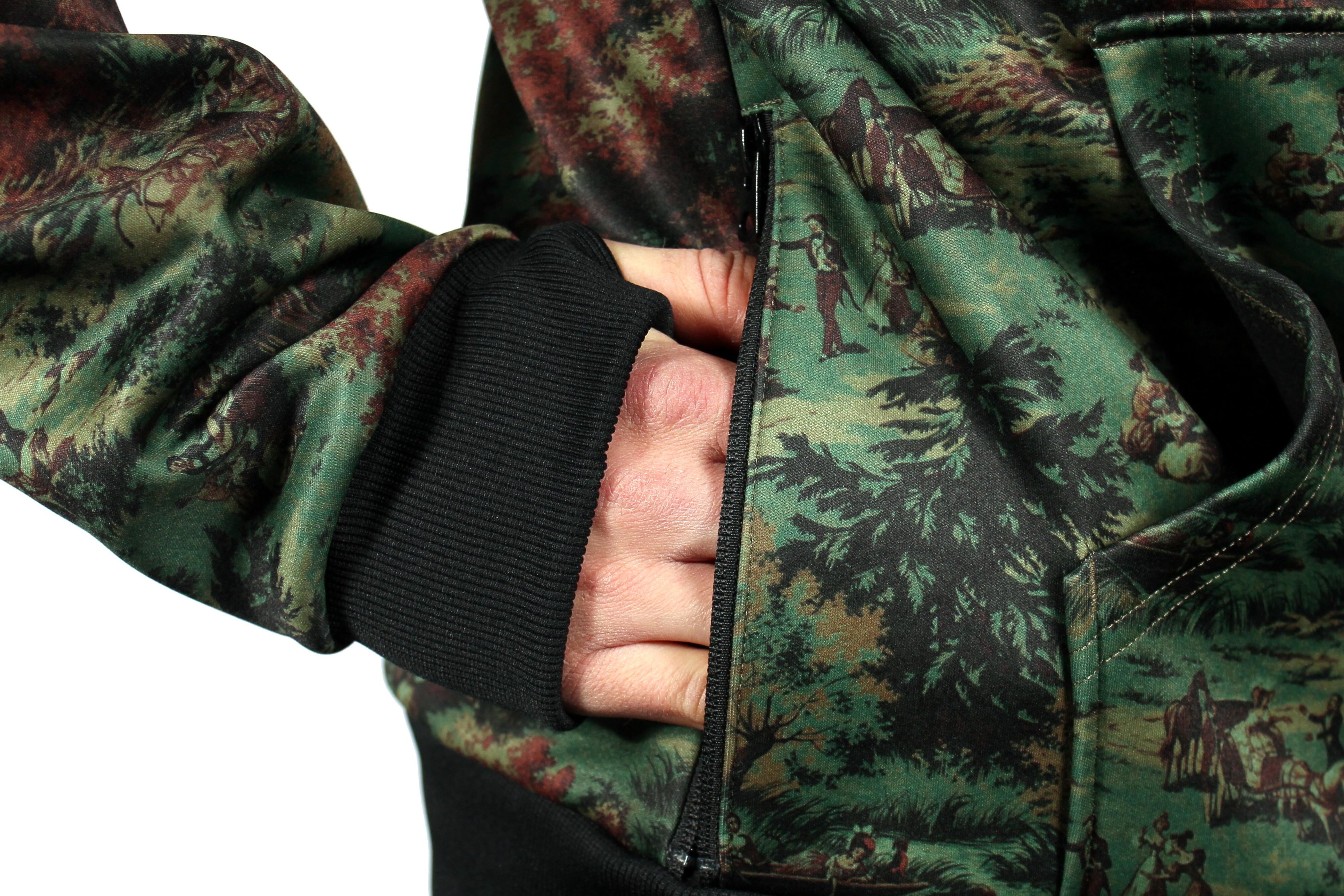 Bluza Aktywna Burton Bonded Hdd (Loam Forest)