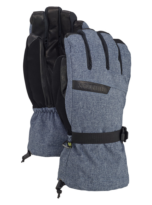 Rękawice Snowboardowe Burton Gore Deluxe (Mood Indigo Heather) W18