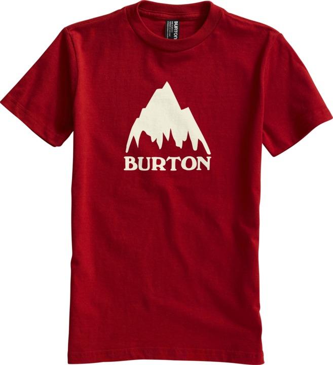 Koszulka Burton Classic Mountain (Fiery Red)