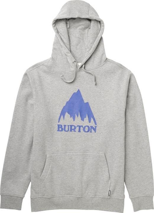 Bluza Burton Classic Mountain (Heather Grey)