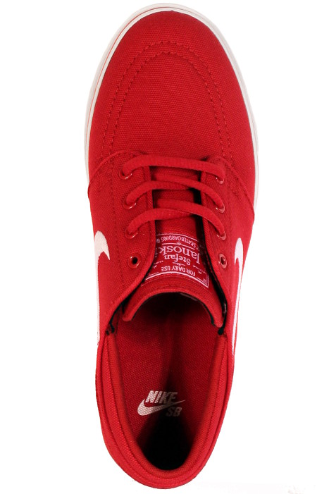 Buty Nike Sb Stefan Janosk Cnvs Gs (Varsity Red/White) Youth