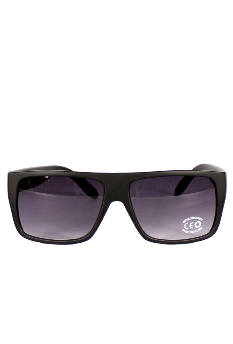 Okulary Przeciwsłoneczne Mass Icon (Black Matte)